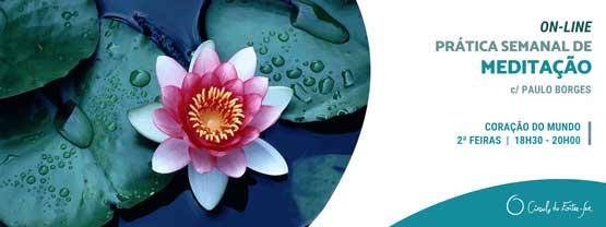 Prática Semanal de Meditação